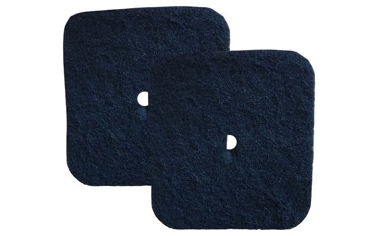 2PK Carbon Filters Fit Catit Litter Pan, Part # 50685, 50700, 50701, 50702, 50722, 50695 & 50696