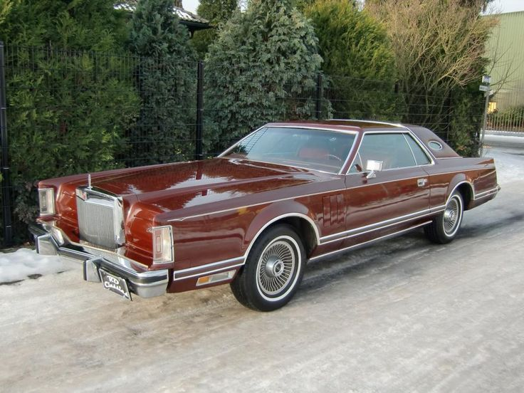 Best 25 Lincoln Continental Ideas On Pinterest
