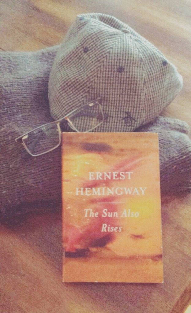 Our first guest blogger, Logan Drummond, explains why you should read The Sun Also Rises.