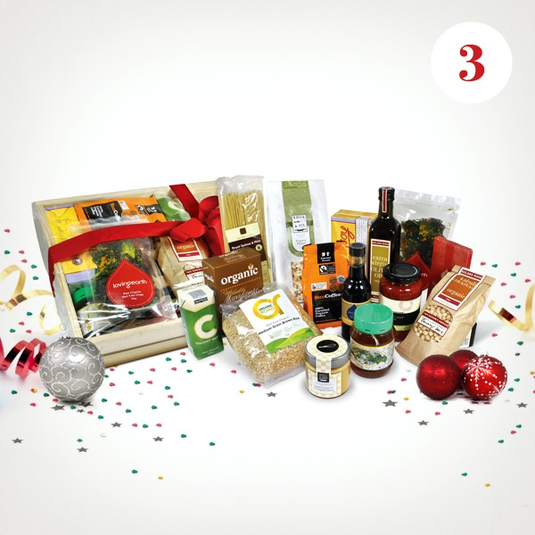 They say it's better to give than to receive, but our fantastic gift hampers, full of delicious goodies, might just be too tasty to let go of. Better still, you can order them online.