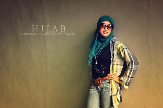 Hijab street style on pinterest All rights reserved by copyrights sidiart photography