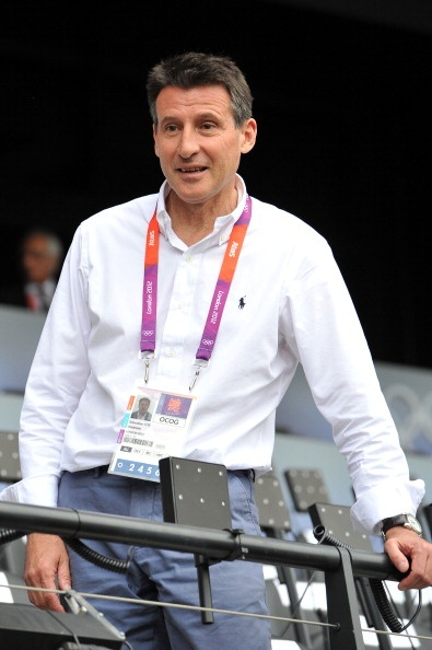 Lord Sebastian Coe, Chairman of the London Organising Committee of the Olympic Games attends the Opening Ceremony of the London 2012 Olympic Games at the Olympic Stadium on July 27, 2012 in London, England.    See Sebastian Coe live at the National Achievers Congress 5th - 7th October in London http://naclondon.com/pin