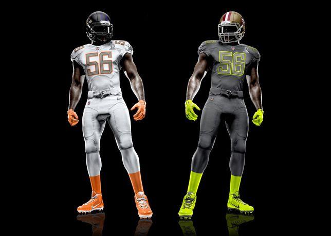NIKE, Inc. - NFL Nike Elite 51 Pro Bowl Uniforms Unveiled
