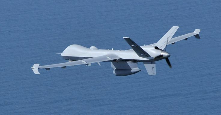 New Delhi wants to buy unmanned aerial vehicles from the U.S. — a move likely intended to monitor Chinese activity in the Indian Ocean.