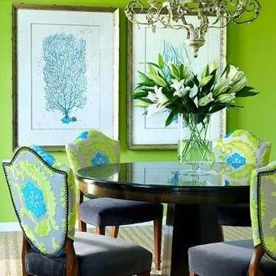 Best 25+ Green dining room furniture ideas on Pinterest | Green ...
