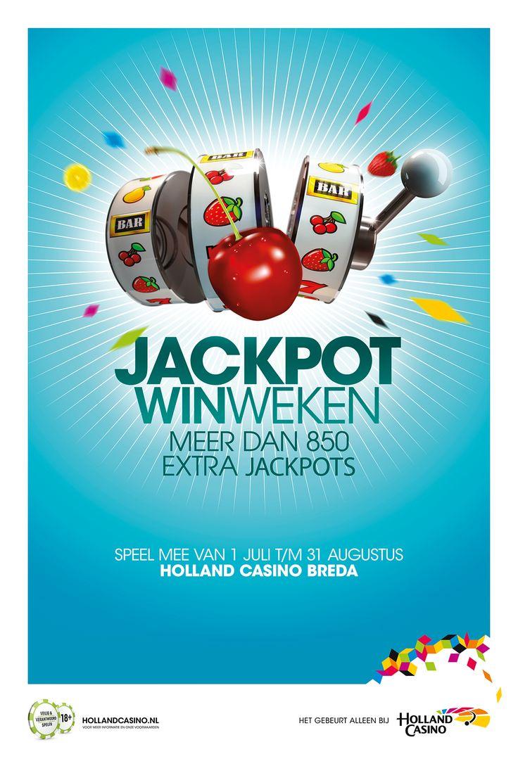 Holland Casino on Behance
