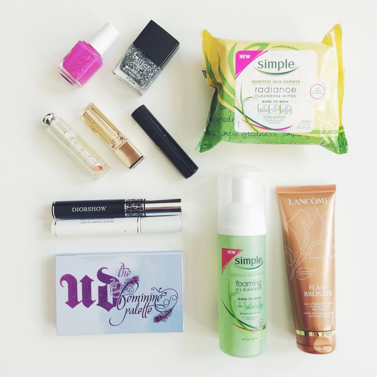 Fashion Week Beauty Must-Haves!   Sugarlaws @simpleskincare
