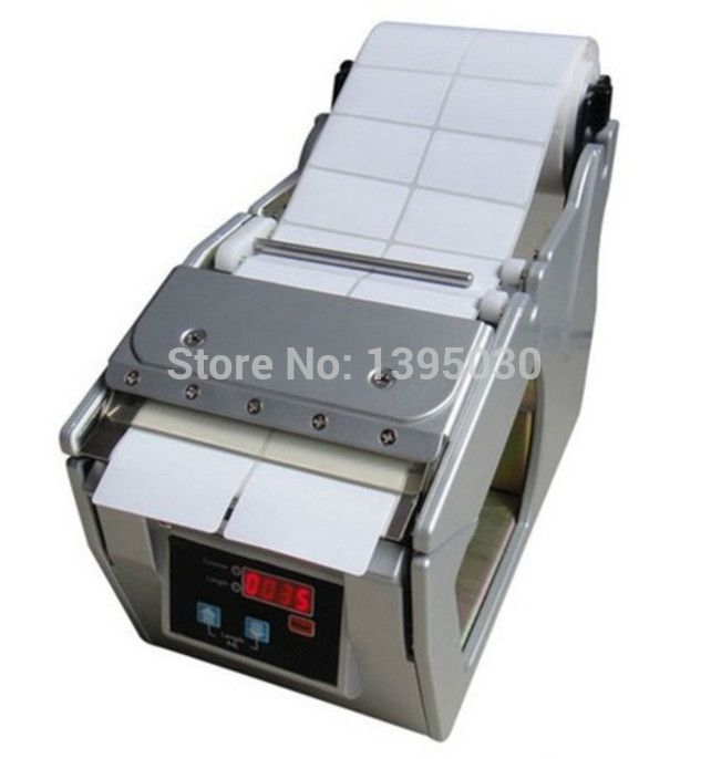 179.93$  Know more - 1PC X-100 Automatic Label Dispenser Label Stripping Machines Labeler Dispenser 250mm max. dia   #magazineonline