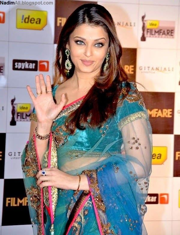 Aishwarya Rai at '56th Idea Filmfare' awards nominations