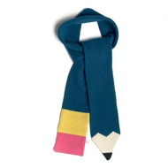 "Pencil scarf This gave me an idea for my problem of students continually losing their white board erasers-just ""tie"" a strip of soft cloth to their markers- could be fancy or not and also makes a nice student reward or gift!"