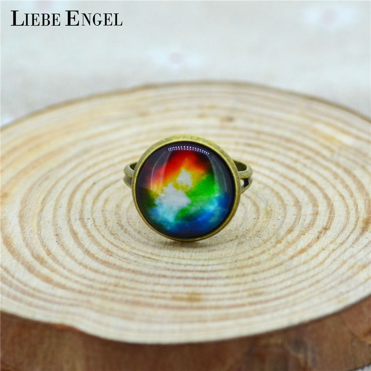 Find More Rings Information about LIEBE ENGEL Vintage Cabochon Galaxy Ring Round Glass Dome Nebula Space Antique Bronze Copper Ring For Women Girl Adjustable,High Quality ring coffee,China copper diamond ring Suppliers, Cheap copper business card holder from LIEBE ENGEL Official Store on Aliexpress.com