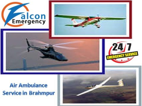 Falcon Emergency air ambulance service provides emergency and non-emergency medical facility with patient transfer facility, in which one city to another city or anywhere in India at low cost. We provide quick and emergency air ambulance service in Brahmpur and another city of India or worldwide. Read More: - http://www.falconemergency.com/air-ambulance-services-from-brahmpur/
