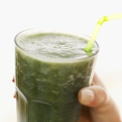 Green Smoothies for Acid Reflux
