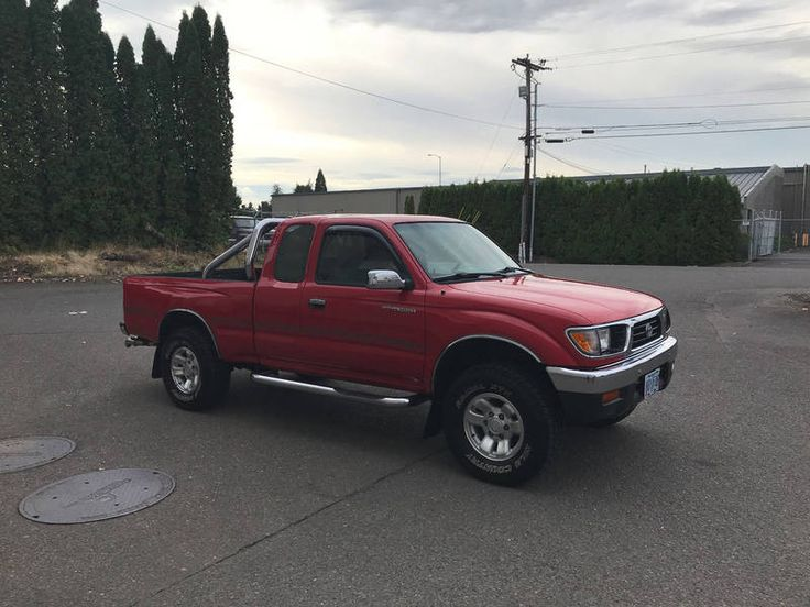 1997 Toyota Tacoma SR5 for sale by Owner - Denver, CO | RVT.com Classifieds