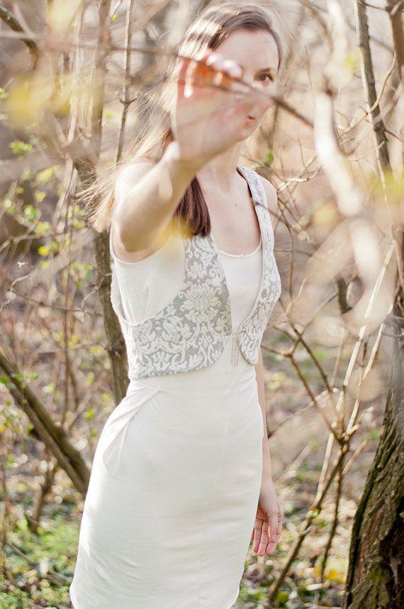 Vest and dress by CZULA