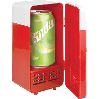 Looking at 'Purtek USB Warming Fridge - Red/White' on SHOP.CA