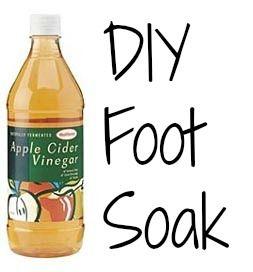 DIY Foot Softening Soak | Budget Savvy Diva