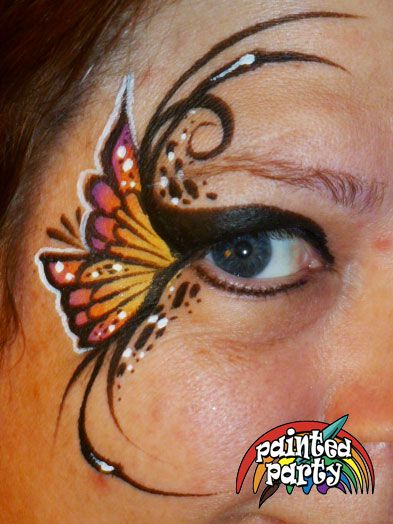 2389 Best Images About Face Painting Inspiration On