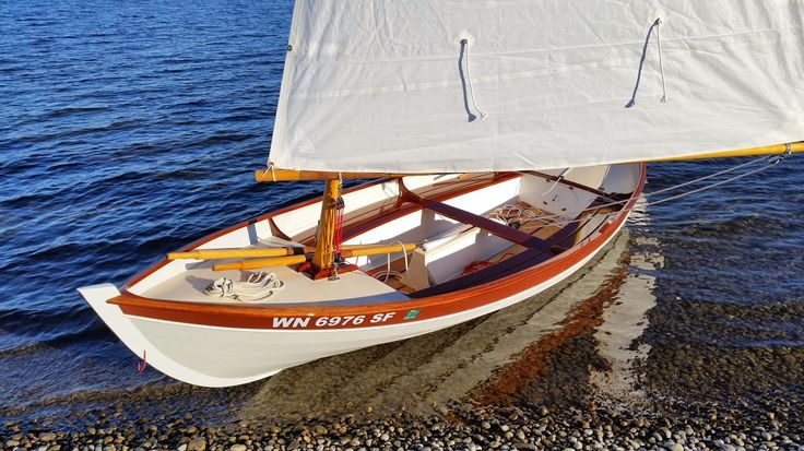 187 best images about Sail, one man on Pinterest   Boat plans, The boat and Traditional