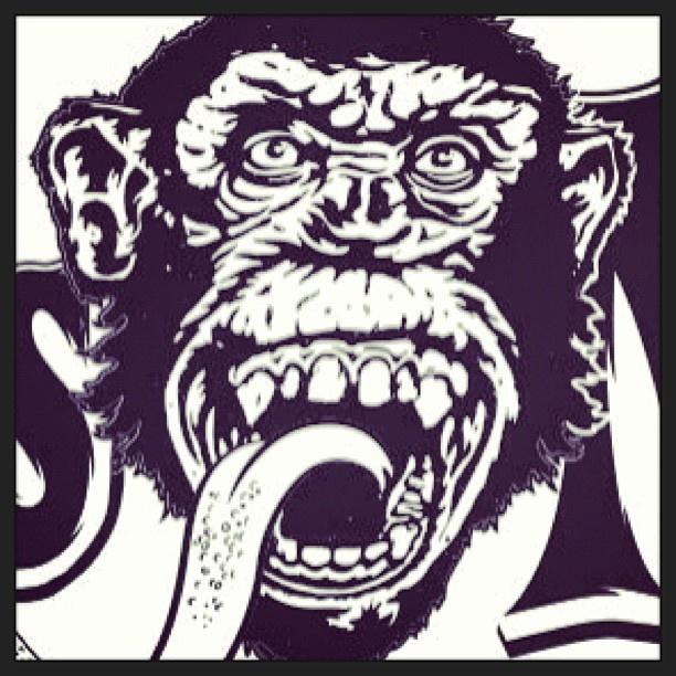 Gas Monkey Garage monkey