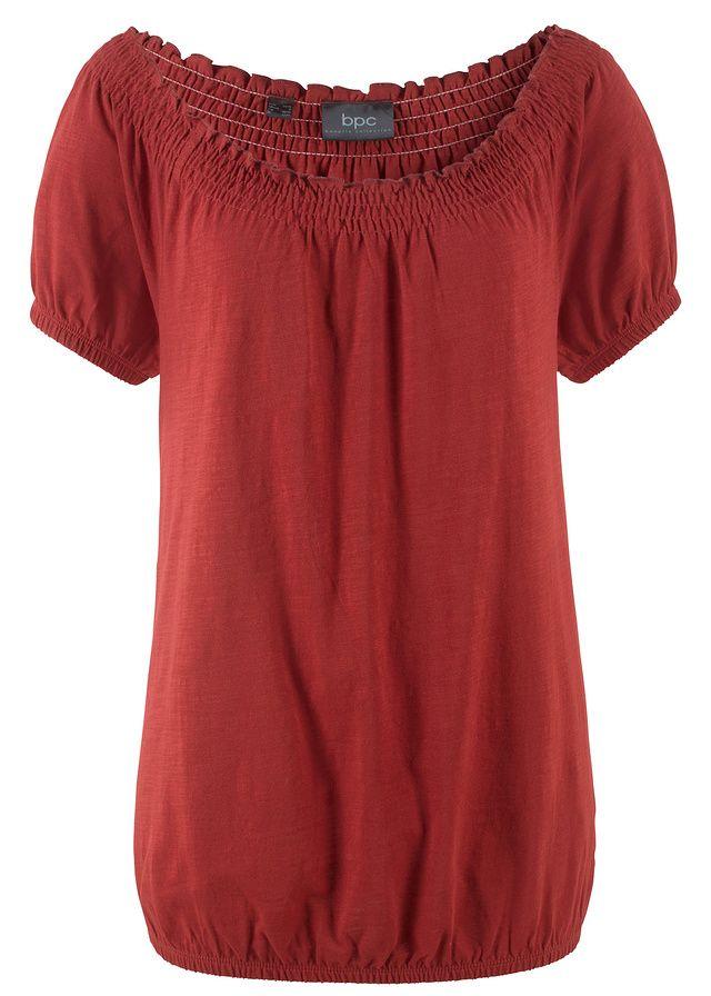 S elastickým zakončením na rukávoch a leme, celková dĺžka vo veľkosti 40/42 cca 66 cm, pranie v práčke.