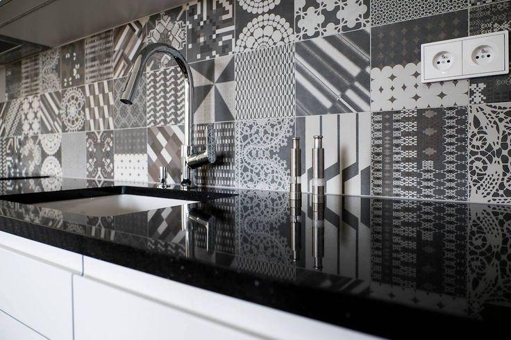 #kitchen #kuchnia #ceramics #ceramika #furniture #meble @Cubeo #JacekTryc #tryc #architekt #interiordesigner #projektowanie #warszawa