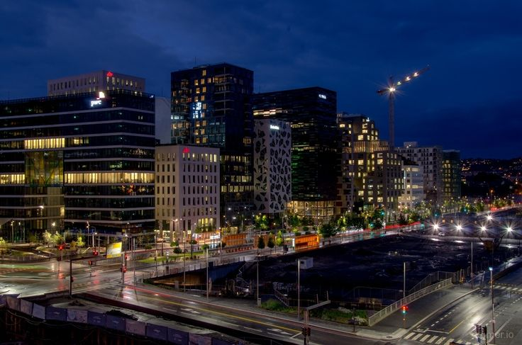 Осло. Заметки одного путешественника. #путешествия #блог #фото #осло #норвегия #лето