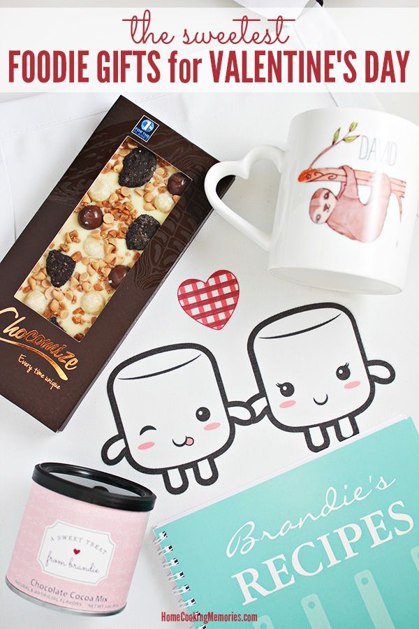 Cutest And Sweetest Foodie Gifts For Valentines Day The Kawaii Marshmallow Apron Is Adorable
