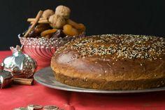 Πολίτικη βασιλόπιτα (τσουρέκι), από τον Στέλιο Παρλιάρο!