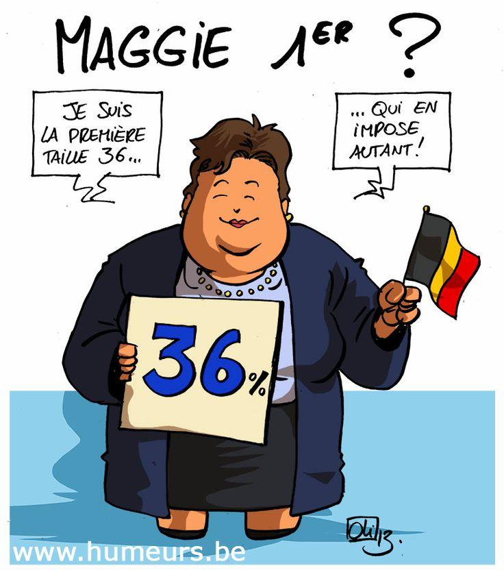 Maggie De Block, premier ministre ?