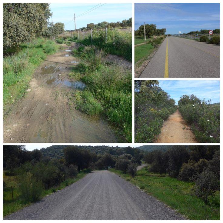Camino Mozárabe- day 11 – Cerro Muriano to Villaharta 22.8 km