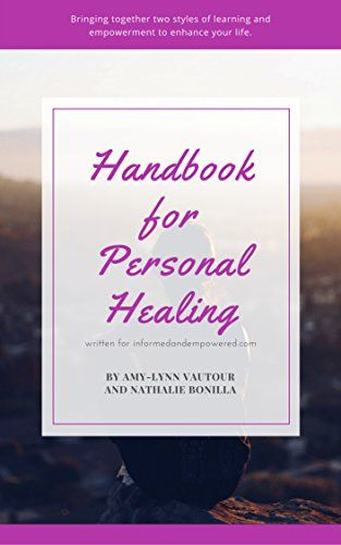 #Book Review of #HandbookforPersonalHealing from #ReadersFavorite  Reviewed by Erin Nicole Cochran for Readers' Favorite