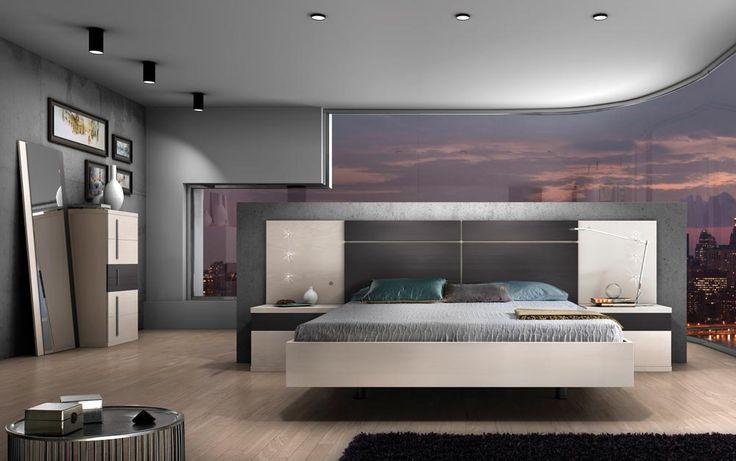 Dormitorio gordon estilo y hogar for Oferta muebles dormitorio