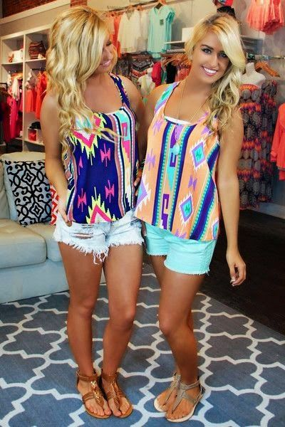 Mint Color Shorts And Top Perfect !!
