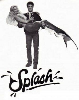 Splash movie poster (1984) poster