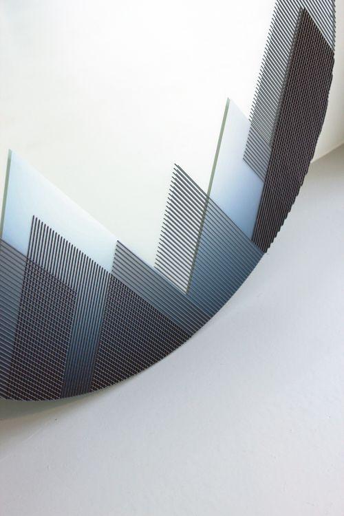 2.5D mirror mountain | Ontwerpstudio Schmitz & Daan de Haan design