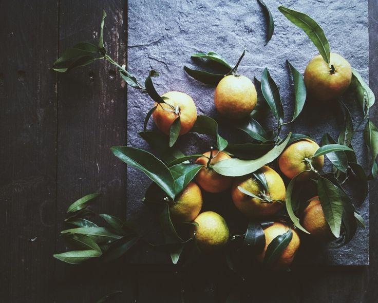 Lovely tangerines