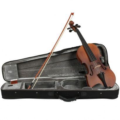 Fazley VI-900 violon 4/4 avec étui, archet et colophane