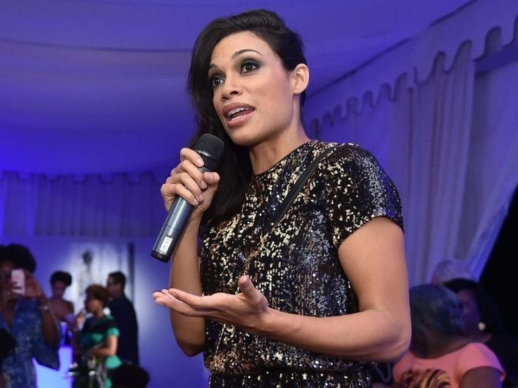 Rosario Dawson Accuses Dolores Huerta of 'Distorting Facts' About Bernie Sanders
