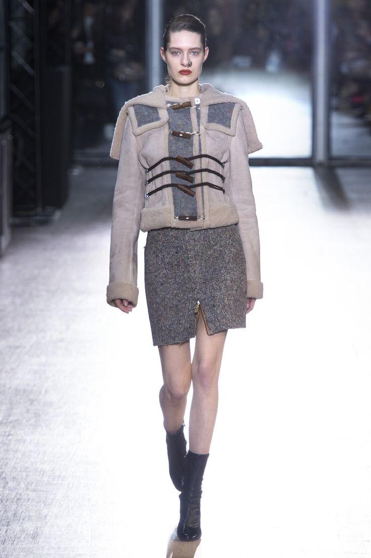 Acne Studios Fall/Winter 2015 show at Paris Fashion Week