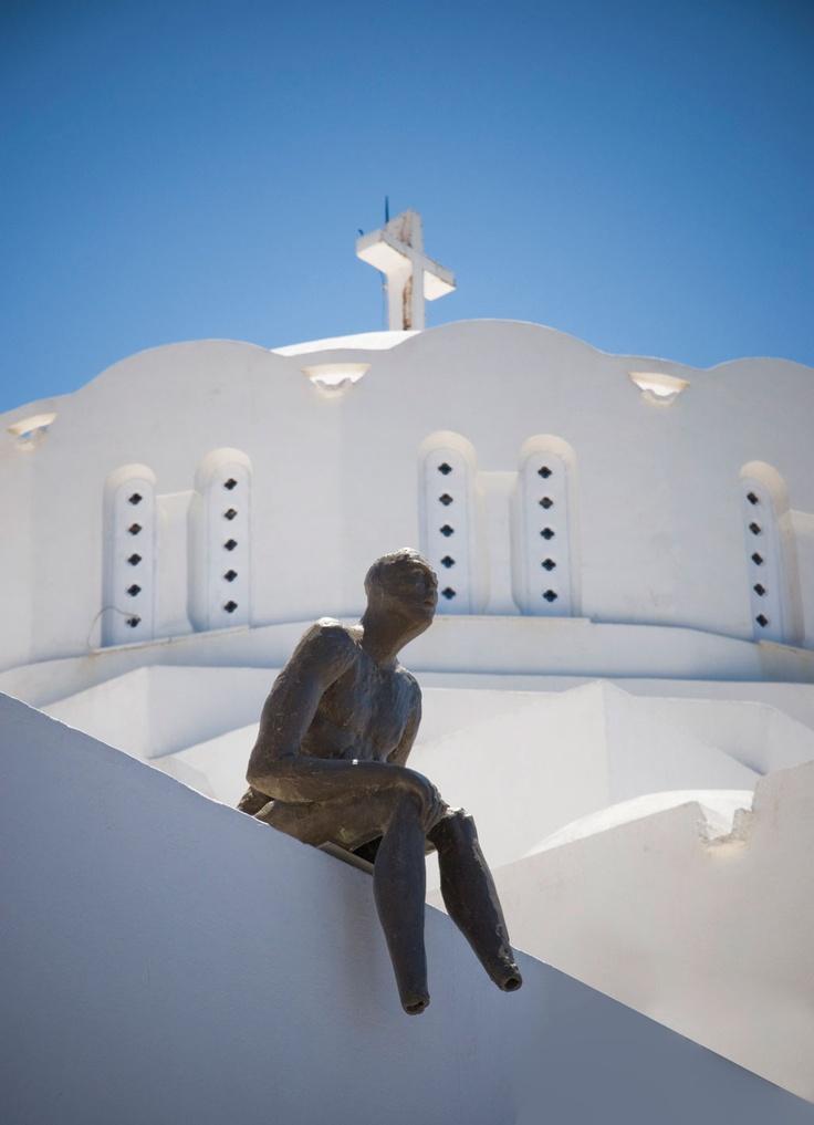 Simply beautiful. Fira, Santorini