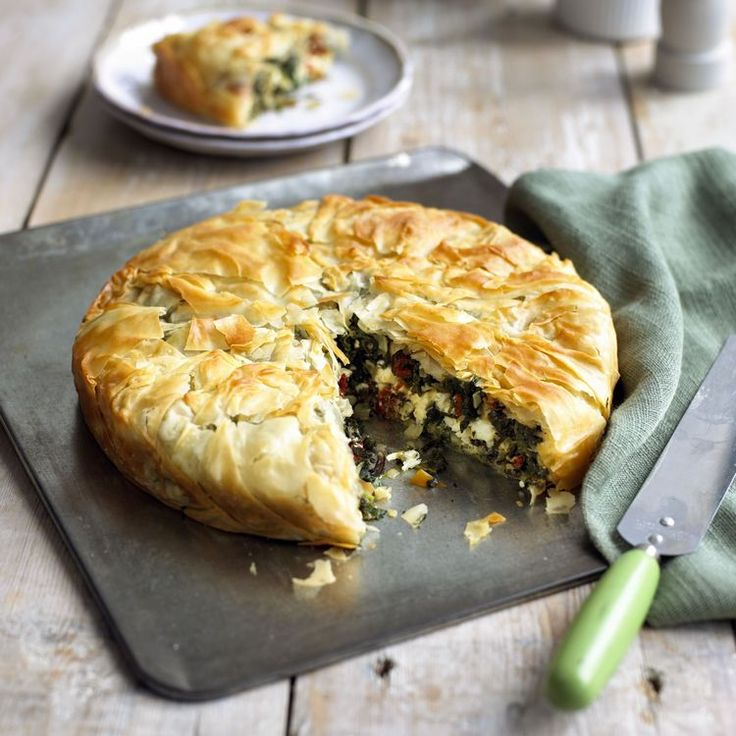 Spinach and Filo Dough Are a Heavenly Match in This Serbian Recipe