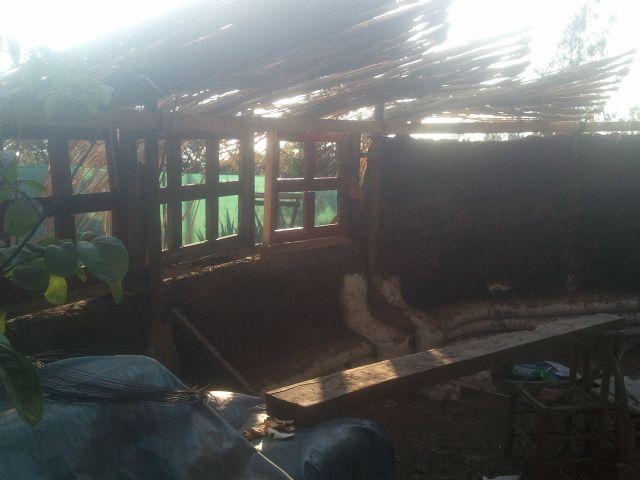 Comienzo de muro para el sector del lavado del #Quincho, #Excavación 003
