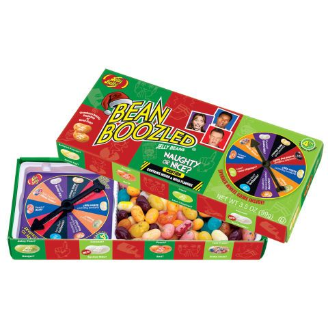 Think of this gift box as the Fear Factor-version of jelly beans. Spin the wheel to see what flavor you'll taste—will it be coconut or spoiled milk? We guarantee everyone at the holiday party will want to join in on the fun  (or at least watch!). ($6.99; jellybelly.com)