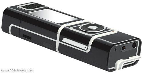 Nokia 7280 aka 'lipstick phone'