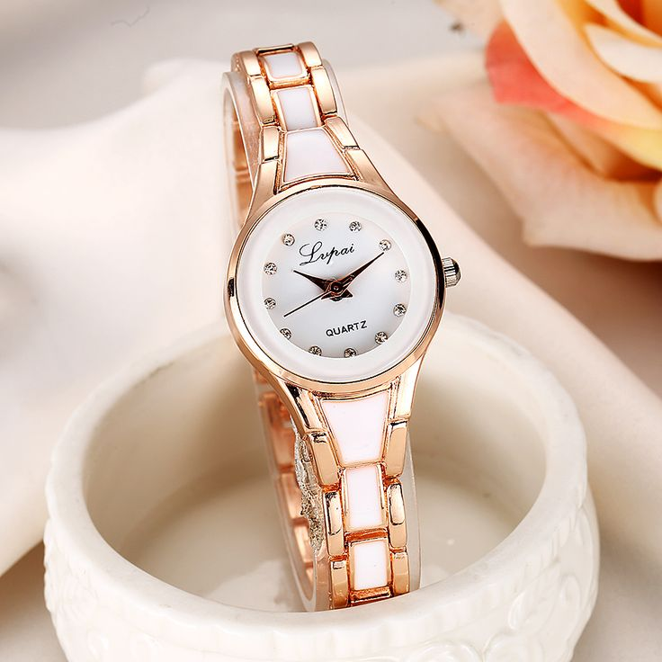 Lvpai золото с бриллиантами часы женщины Браслет Montre серебряные женские часы со стразами новый платье роскошь 2016 Горячие Продажа #women, #men, #hats, #watches, #belts, #fashion, #style