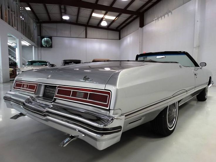 1974 Chevy Caprice Convertible | Impala & Caprice 1965 and ...