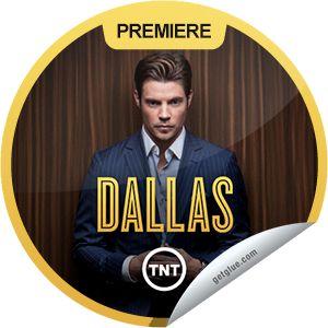 Steffie Doll's Dallas Season 2 Premiere Sticker | GetGlue