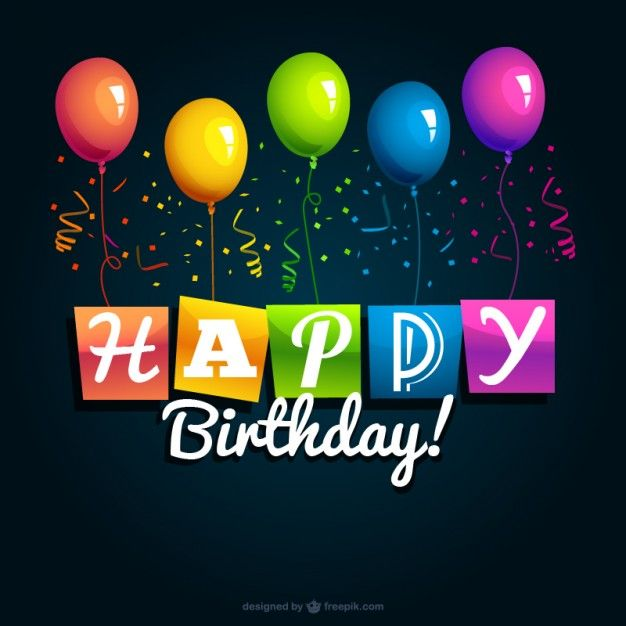 183 best HAPPY BIRTHDAY images – Latest Greeting Cards for Birthday