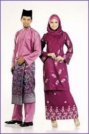 Contoh Baju Kurung & Baju Melayu